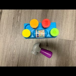 Other - Playskool tap 'n spin tool bench